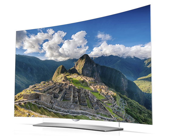 LG, a tutto Oled
