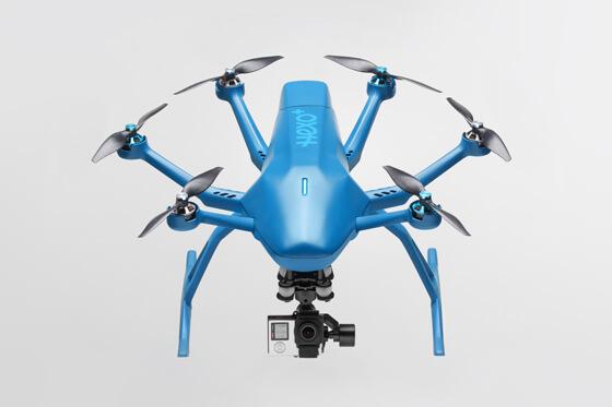 Hexo+, il drone fedele