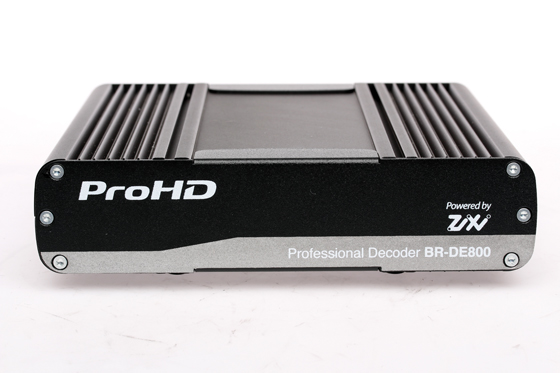 Nuovo Decoder Streaming ProHD BR-DE800