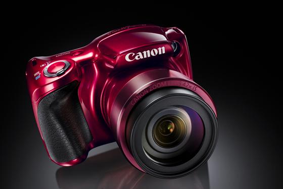 Canon, ecco le superzoom PowerShot SX540 HS e SX420 IS
