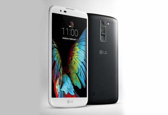 LG Serie K, roba da grandi