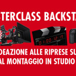 Masterclass Backstage: ultimi due posti disponibili per il 22-23-24 gennaio