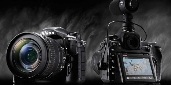 Nikon D500, DX al top con video UHD 4K
