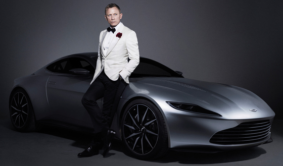 Christie's, James Bond/007 all'asta