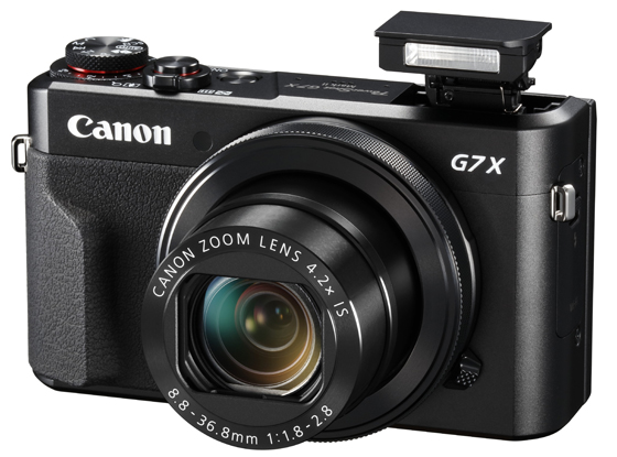 Canon PowerShot G7X Mark II, una 'piccola' con ambizioni da 'grande'
