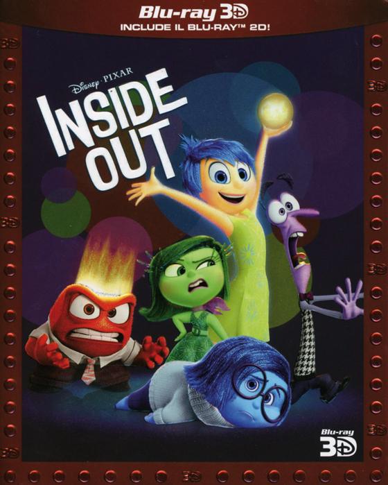 Inside Out 3D: la recensione
