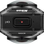 Nikon, azione a 360°