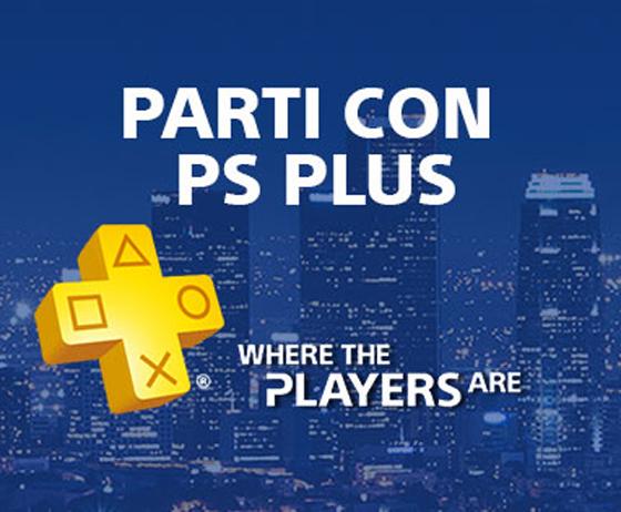 PlayStation Plus, vinci e parti per Los Angeles