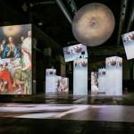 Arte virtuale, spettacolo reale