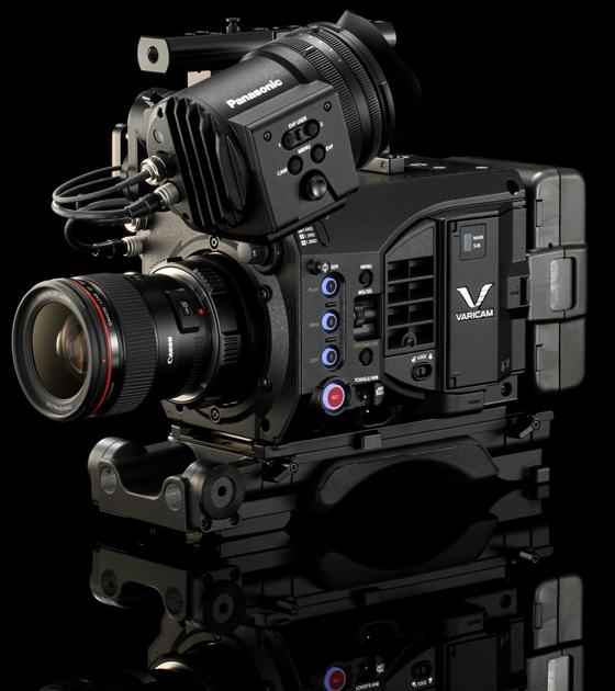 Panasonic VariCam LT, la nuova macchina da presa per il cinema
