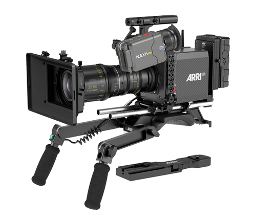 Arri Alexa Mini, nuovi accessori