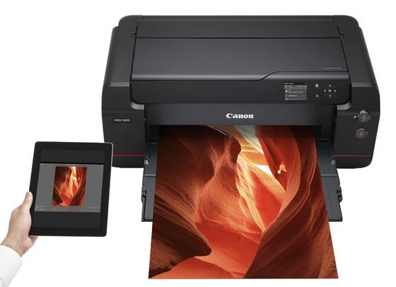 Canon imagePROGRAF PRO-1000, per stampe professionali