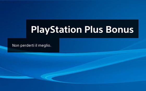 Playstation Plus, i Bonus di marzo
