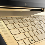 Notebook HP in edizione speciale, a 18 carati