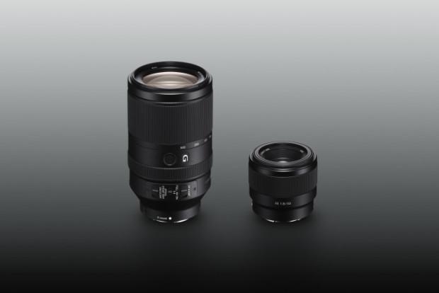 FE 70-300mm F4.5-5.6 G OSS e 50mm F1.8, nuovi obiettivi da Sony