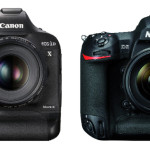 Canon EOS -1 D X Mark II contro Nikon D5: chi vince?