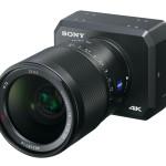 Sony UMC-S3C, la videocamera 4K piccola & sensibile