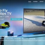 'Volare' con i TV Philips