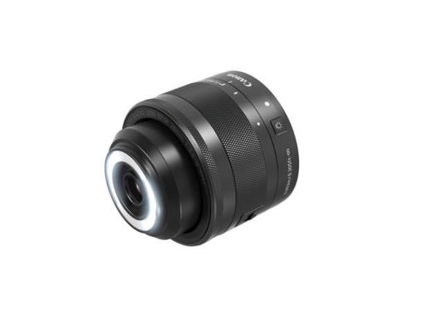 Canon EF-M 28mm f/3.5 Macro IS STM, nuova ottica per EOS M