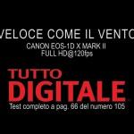 VELOCE COME IL VENTO – Canon EOS-1D X MARK II (slow motion)