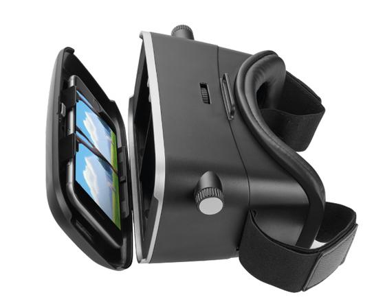 Trust EXOS 3D VR glasses per smartphone… un nuovo mondo!