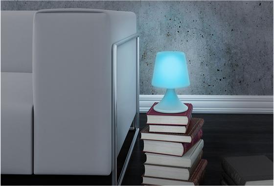 Color Light, una lampada a ritmo di musica