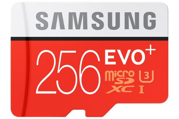 Samsung Micro SD EVO Plus 256GB, la scheda super capiente