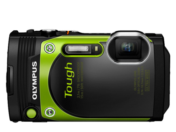 Olympus tough TG-870, basta la parola