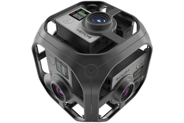GoPro e la Realtà Virtuale