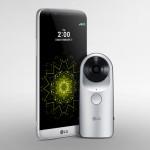 LG 360 CAM per la realtà virtuale