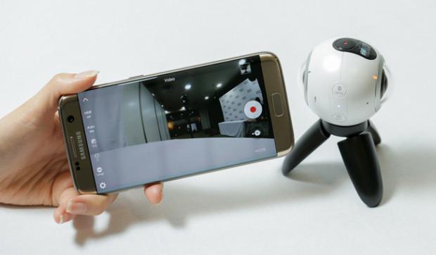 Samsung Gear 360, perfetta per i roundie (e non solo…)