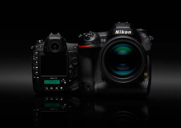 Nikon D5, nuovo firmware