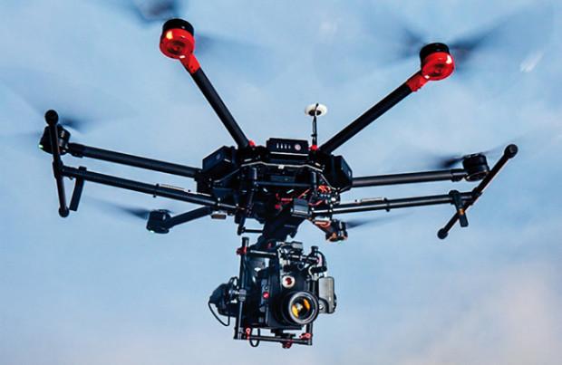 DJI, ecco il drone 'cinematico'