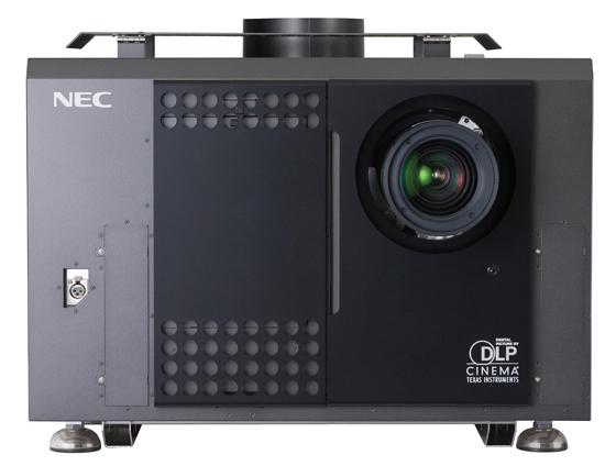 Nec, cinema laser experience