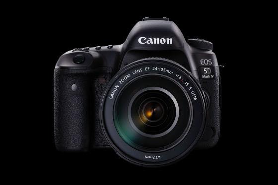Canon EOS 5D Mark IV, la rivoluzione della specie
