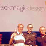 Blackmagic Design premia Adcom