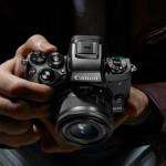 Canon EOS M5, mirrorless al top