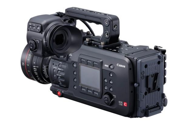 Canon EOS C700, due nuove macchine da presa per il cinema