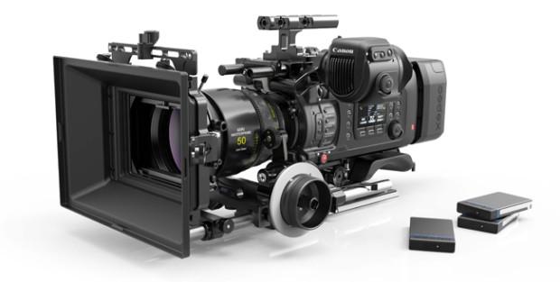 Codex, RAW per la Canon EOS C700