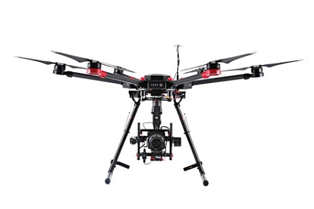 Drone per riprese allo stato dell'arte