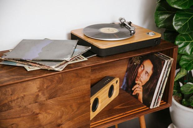 House Of Marley, i nuovi sistemi audio dal gusto rétro
