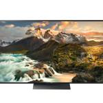 Sony ZD9, i nuovi TV 4K HDR