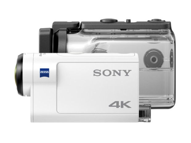 Sony  FDR-X3000R, l'action cam per tipi duri