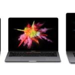 Apple, nuovi MacBook Pro 13″ e 15″