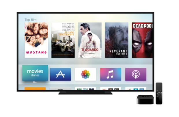 Apple svela la nuova app TV per Apple TV, iPhone e iPad
