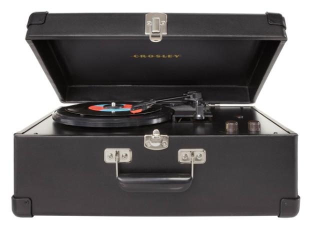 La valigia vintage tech