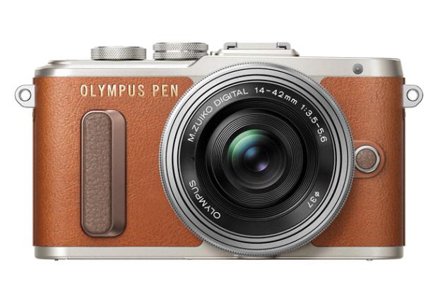 Olympus Pen E-PL8, nel segno dell'eleganza