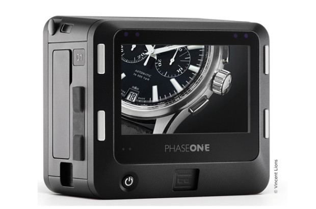 Phase One IQ 100MP, dorso digitale da record