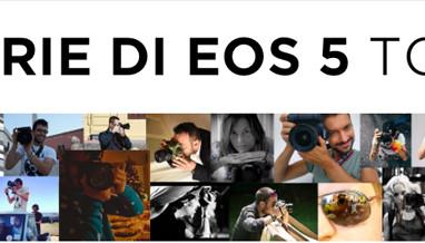Canon Storie EOS 5 Tour