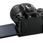 Nikon D5600, condivisione facile
